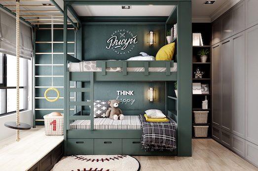 Дизайн интерьера детской комнаты в 2020 году