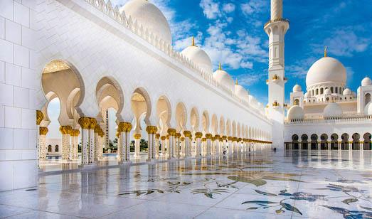 Что посмотреть на отдыхе в Абу-Даби?
