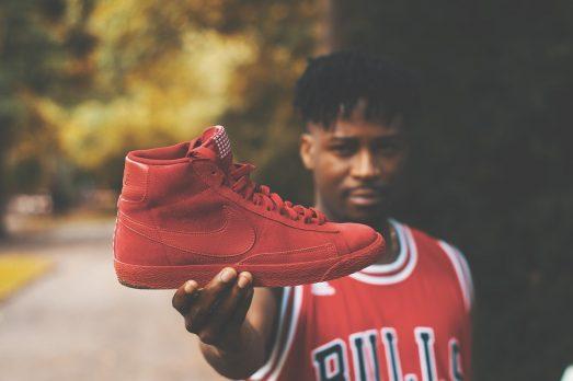 Легендарные кроссовки Air Jordan