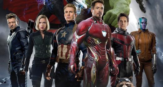 Постер к фильму Мстители финал