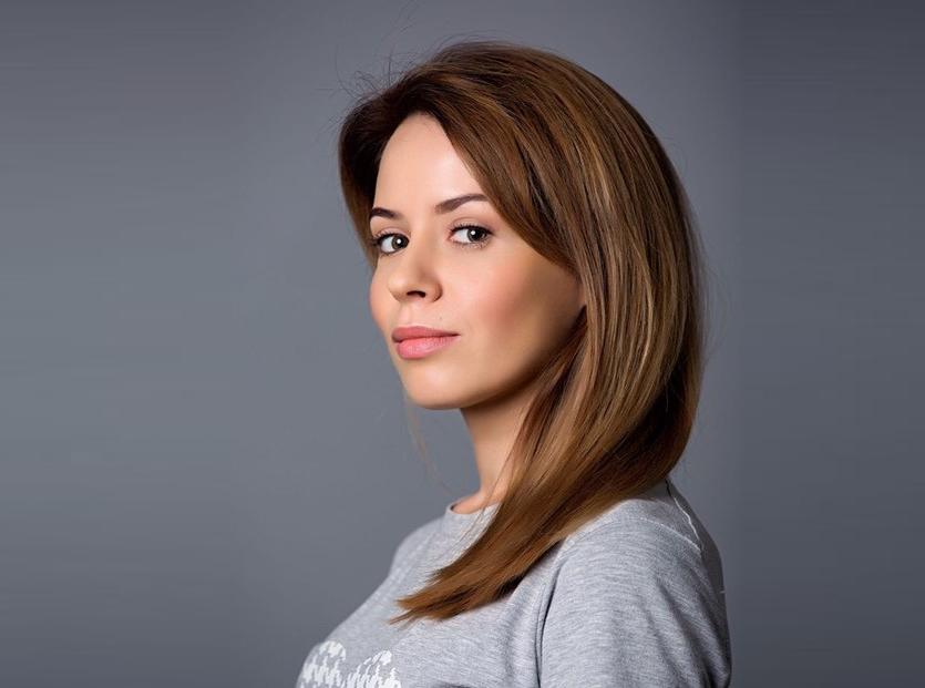 Актриса Инна Приходько