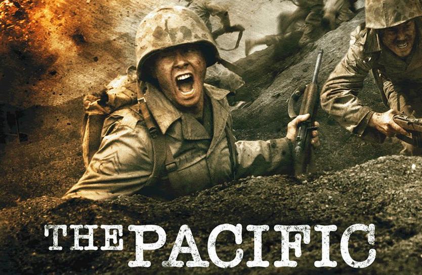 Постер к сериалу Тихий океан
